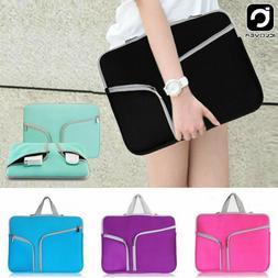 Notebook Sleeve Protector Bag Case For 11 13 14 15 Lenovo/HP