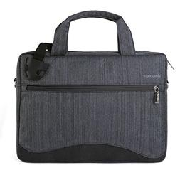 nylon laptop shoulder bag