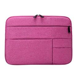 PrinceShop - Nylon Laptop Sleeve Notebook Bag Pouch Case Sho
