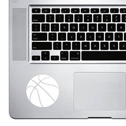 StickAny Palm Series Basketball Simple Sticker for Macbook P