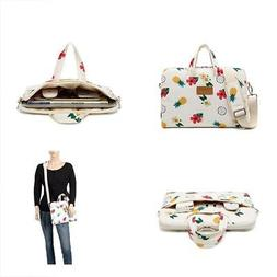 Pineapple Pattern Shoulder Bags 15 Inch Waterproof Laptop Me