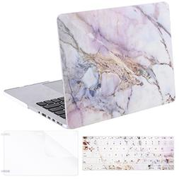 MOSISO Plastic Pattern Hard Case Only Compatible MacBook Pro
