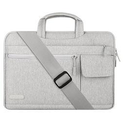 MOSISO Laptop Shoulder Bag Compatible 15-15.6 Inch MacBook P
