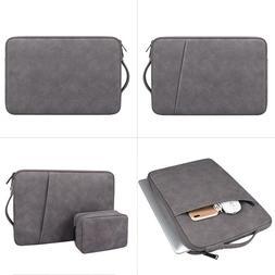 Portable Laptop Bag Cover Handbag Sleeve Case For MacBook Ai