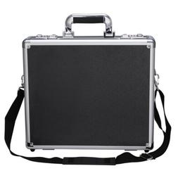 14 inch Laptop Case with Password Lock Hard Surface Portable