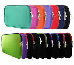 Premium Neoprene Zip Case Cover Sleeve fits Dell Latitude 55