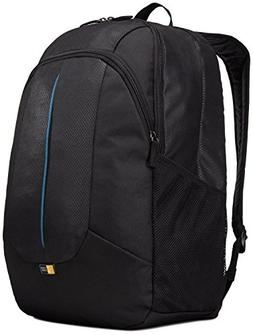 "Case Logic Prevailer 17.3"" Laptop Backpack-Black"