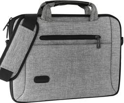 ProCase Laptop Bag Messenger Shoulder Bag Briefcase Sleeve C