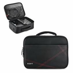 Projector Laptop Carrying Case Shoulder Accessories Bag for