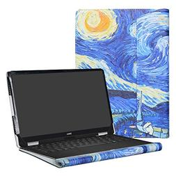"""Alapmk Protective Case Cover For 13.3"""" Dell XPS 13 9370 9360"""