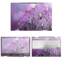 protective decal floral skin sticker