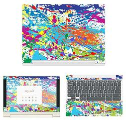 decalrus - Protective Decal Paint Splatter Skin Sticker for