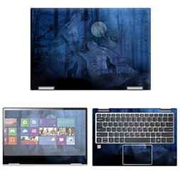 Decalrus - Protective Decal Skin Sticker for Lenovo Yoga 720