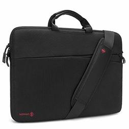 tomtoc 3-in-1 15.6 Inch Slim Laptop Shoulder Bag for 15-15.6