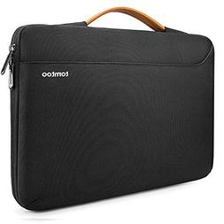 tomtoc 15.6 Inch 360° Protective Laptop Sleeve Compatible w