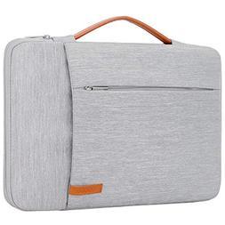 Lacdo 360° Protective Laptop Sleeve Case Briefcase Compatib