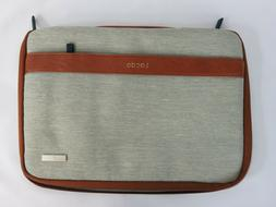 Lacdo Protective Laptop Sleeve Case Briefcase Compatible 14