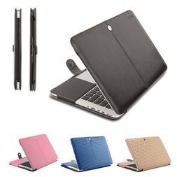 Mosiso PU Leather Case For Macbook Pro Retina 13.3 PU Folio