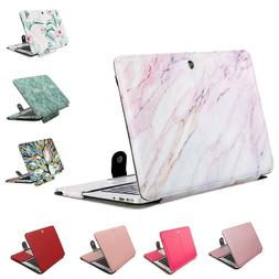 Laptop PU Leather Cover Case for MacBook Pro Air 11 13 15 Re