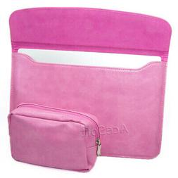 PU Leather Envelop Sleeve Cover Case Supply Bag for Dell Ins