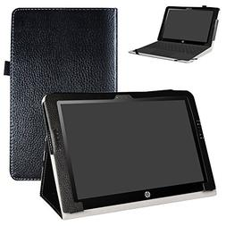 Mama Mouth PU Leather Folio 2-folding Stand Case Cover for 1