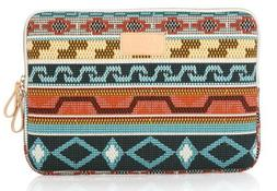 Kayond Retro Style Canvas Fabric 15-15.6 Inch for Laptop / N