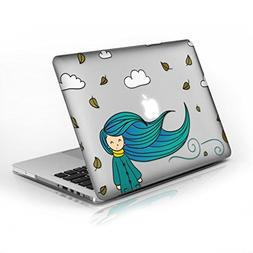 Rubberized Hard Case for 13 Inch Macbook Pro model number A1