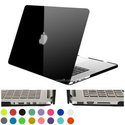 Rubberized Shockproof Hard Case Cover for Macbook Air & Pro