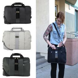 School Bag Nylon Laptop Case Shoulder Bag Briefcase For 15 I