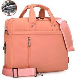 Shakeproof Laptop Messenger Shoulder Bag Case Briefcase With