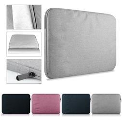 Shockproof Cover Notebook Case Laptop Bag Sleeve For MacBook