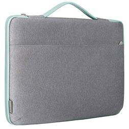 Inateck Shockproof Laptop Sleeve Case Briefcase Spill Resist