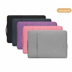 Shockproof Notebook Case Sleeve Laptop Bag Cover For MacBook