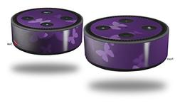 Skin Wrap Decal Set 2 Pack for Amazon Echo Dot 2 - Bokeh But