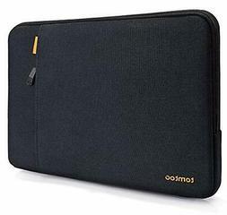 Tomtoc Sleeve Case 15 black blue laptop tablet inner MacBook