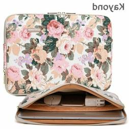 KAYOND® Sleeve Case Laptop Flower Bags High Quality Case No