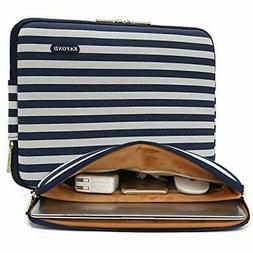 Kayond Sleeves Canvas Water-Resistant 13 Inch Laptop -13 13.