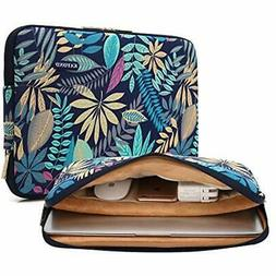 Canvas Water-Resistant 15.6-17 Inch Laptop Sleeve Case Bag (