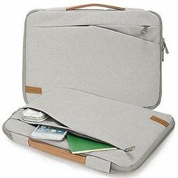 Sleeves Laptop Case 17-19 Inch Ultra-Slim Padded Computer Po