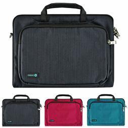 "Slim 15.6"" Luxury Ultrabook Laptop Sleeve Handle Bag Pouch C"