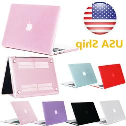 Slim Crystal Clear Case Laptop Hard Cover For Apple MacBook