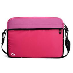 NuVur Slim Lightweight Shoulder Strap Messenger Bag for HP P
