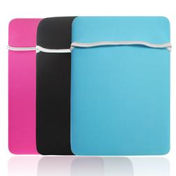 Soft Neoprene Laptop Case Bag Cover Sleeve Pouch for Microso