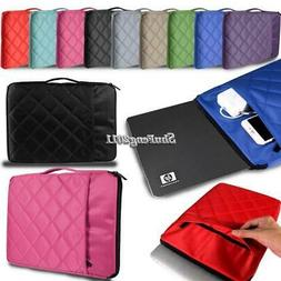 "Soft Sleeve Case Hand Bag For 11"" 13"" 14"" 15"" HP Stream/Spec"
