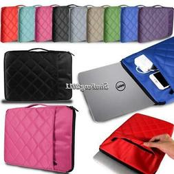 "Soft Sleeve Case Hand Bag For 11"" 13"" 14"" 15"" Dell Latitude"