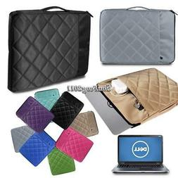 """Soft Sleeve Case Hand Bag For 11"""" 13"""" 14"""" 15"""" Dell Inspiron"""
