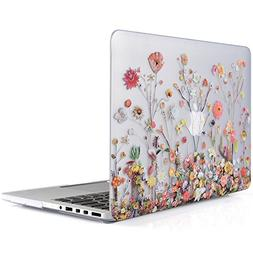 iDOO Soft Touch Plastic Hard Matte Case ONLY for MacBook Pro
