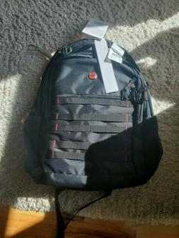"""Swiss Gear 1900 ScanSmart TSA Laptop Backpack Black 19"""" Trav"""