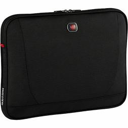 "SwissGear Beta 16"" Laptop Sleeve Slimcase Black"