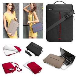 Notebook Tablet Laptop Sleeve Carry Case Shoulder Bag For 11